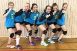Thumbnail for the post titled: HPG-Volleyballteam verteidigt Landesmeisterschaft