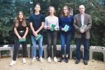 Thumbnail for the post titled: Verleihung der Preise für die besten Praktikumsmappen der zehnten Klassen