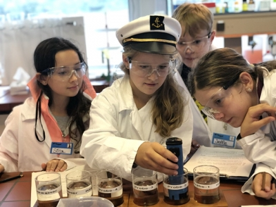Forschen in Labor