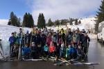 Thumbnail for the post titled: HPG-Skilanglauftruppe muss sich mit Trainingsfahrten begnügen
