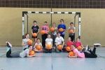Thumbnail for the post titled: Zweiter Mädchen-Fussballtag mit CHILDeMOTION