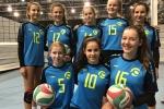 Thumbnail for the post titled: Jungvolleyballerinnen des HPG im Bundesfinale
