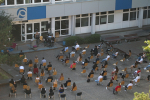 Thumbnail for the post titled: Abiturjahrgang 2020: Feierlicher Abschied im Freien