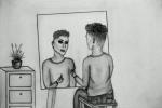Thumbnail for the post titled: Virtuelle Austellung des Kunst-Grundkurses MSS13